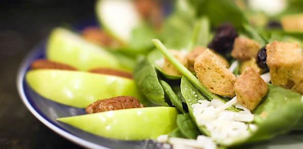 Fast Food Salads? Really? : Food Snark